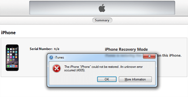 error-4005-fix